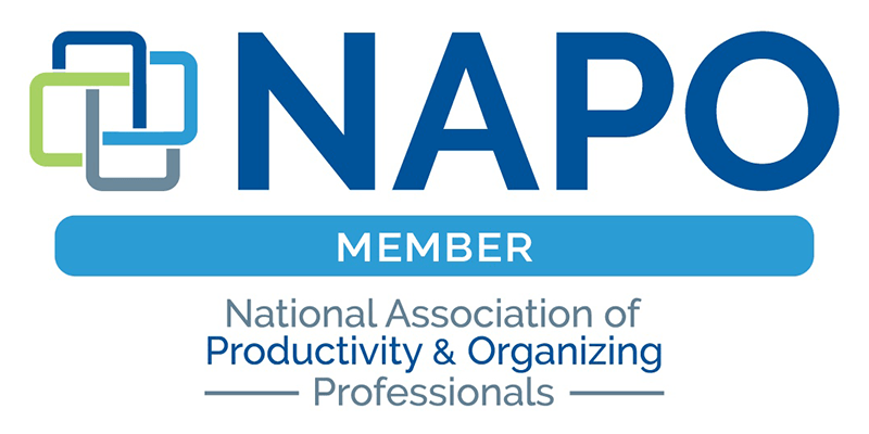 NAPO Member - National Association of Productivity and Organizing Professionals